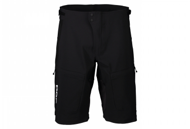 Poc Resistance Ultra MTB Shorts No Liner Uranium Black