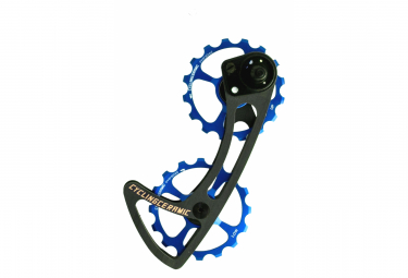 Massetto per ciclismo Screener Sram Red eTap Blue