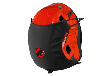 Housse de casque Mammut Helmet Holder Noir OS