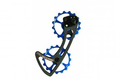 Cycling Screener Screed Shimano Ultegra 800 Dura Ace 9100/9150 Blue