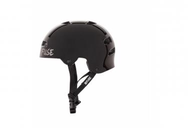 Fuse Alpha Glossy Black Helmet