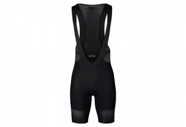 Pantaloncini con bretelle Poc Essential Road VPDS Uranium Black