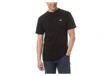 T-Shirt Manches Courtes Vans Logo Noir