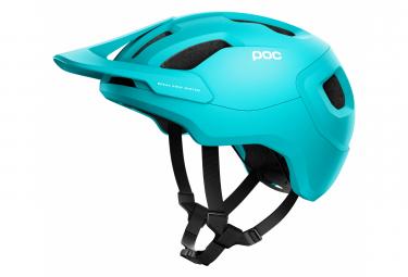 Poc Axion SPIN MTB Helmet Kalkopyrit Blue Matt