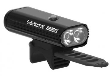Beleuchtung vorne Lezyne Lite Drive 1000XL Schwarz
