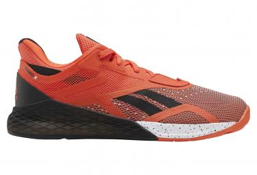 shoes Reebok Nano X Orange Black Men