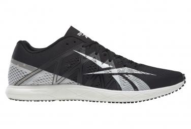 Reebok Run Fast Pro Shoes Black White Men