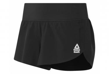 Reebok Shorts Crossfit KNW Negro Mujer