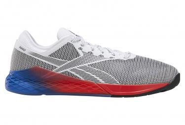 Reebok shoes Nano 9 White Red Blue Men