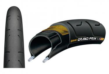 Continental Grand Prix 700 mm Straßenreifen Schlauchtyp Draht PolyX Breaker BlackChili