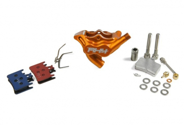 ordenar por: Volver Hope RX4 Flat Mount Sram Orange HBSPC67C