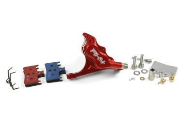 sortieren Front Hope RX4 Flachmontage Shimano Red HBSPC64R