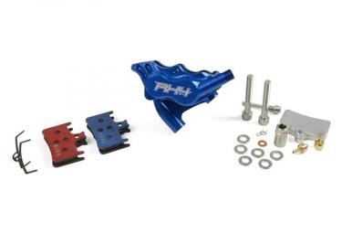 sortieren zurück Hope RX4 Flachmontage Shimano Blue HBSPC65B