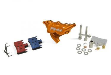 ordenar por nuevo Hope RX4 Flat Mount Shimano Orange HBSPC65C