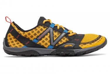 Chaussures de Trail New Balance Trail Minimus MT10 Jaune