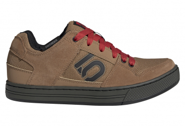Five Ten Shoes VTT Freerider Desbru Black Rouglo Red