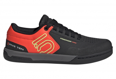 Five Ten Pro Shoes VTT Black Versig Red