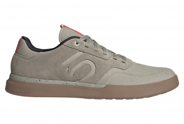 Five Ten Sleuth Shoes MTB Roucho Grey Sesame Griplu
