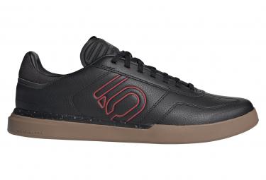 Five Ten Sleuth Dlx Shoes VTT Black Ecarla Gumm2