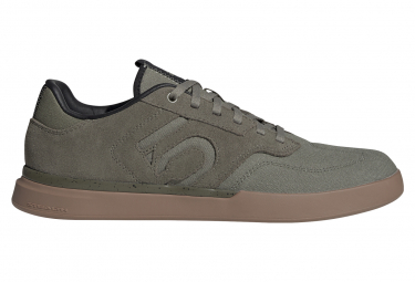 Five Ten Sleuth Shoes VTT Green Verher Gumm2