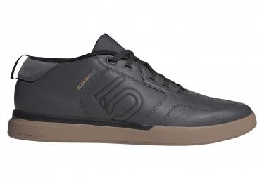 Zapatos Five Ten Sleuth VTT Dlx Mid Green Black Gumm2