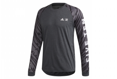 Five Ten Langarmtrikot Trailcross Ls Schwarz