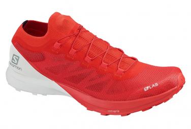 Zapatillas Salomon S/LAB Sense 8 para Hombre Rojo