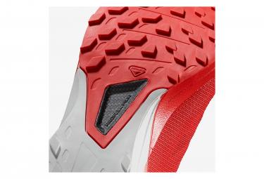 Chaussures de Trail Salomon S/LAB Sense 8 Rouge