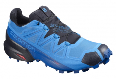 Salomon Speedcross 5 Blue Black Men