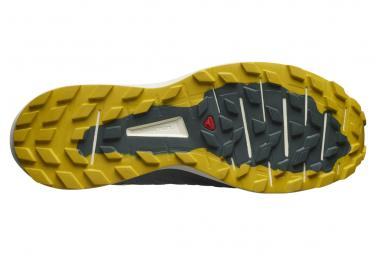 Chaussures de Trail Salomon Sense Ride 3 Vert / Jaune