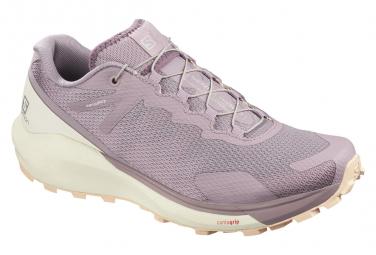 Chaussures de Trail Femme Salomon Sense Ride 3 Rose