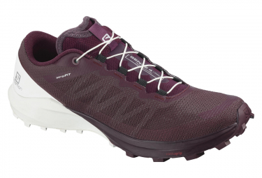 Zapatillas Salomon Sense 4 Pro para Hombre Rojo / Blanco