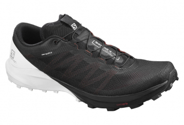 Salomon Sense 4 Pro Black White Men