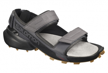 Salomon Speedcross Sandal Negro Gris Unisex