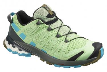 Zapatillas Salomon XA Pro 3D V8 para Mujer Verde