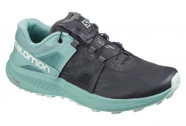 Zapatillas Salomon Ultra Pro para Mujer Verde / Negro