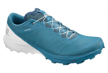 Salomon Sense 4 Pro Blue White Men