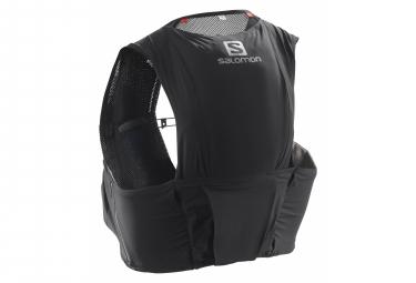 Hydro Jacket Salomon S/LAB Sense Ultra 8 Set Black Unisex