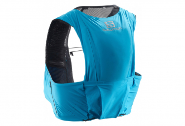 Chaqueta Hydro Salomon S / LAB Sense Ultra 8 Set Azul Unisex