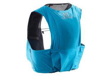 Veste d'hydratation Salomon S/LAB Sense Ultra 8 Set Bleu Unisex