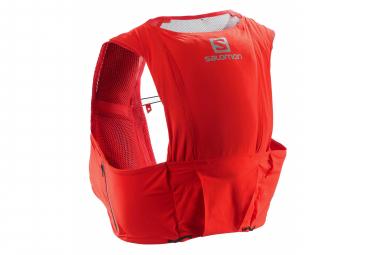 Chaqueta Salomon S / LAB Sense Ultra 8 Set Hydrate Unisex Rojo