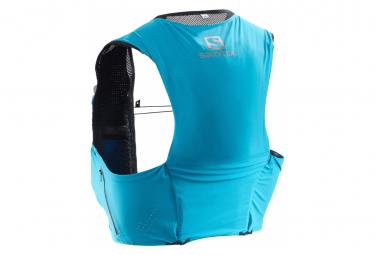 Veste d'hydratation Salomon S/LAB Sense Ultra 5 Set Bleu Unisex