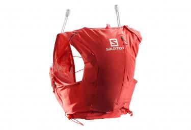 Salomon Adv Skin 8 Set Pink Hydration Pack Mujer Xs