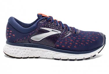 Zapatillas Brooks Running Glycerin 16 para Mujer Púrpura / Azul