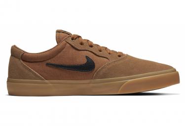 Nike SB Chron Solarsoft Tan / Beige / Black Shoes