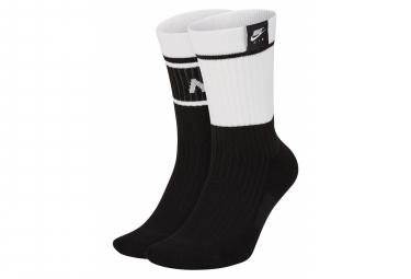 Nike Sneakers White / Black Socks