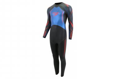 Combinazione N ° Speedo Xenon Fullsuit Nero Blu