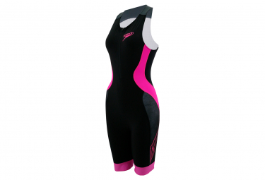 Trisuit SPEEDO XENON SLEEVELESS FEMALE Black/Pink