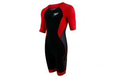 Combination SPEEDO XENON MALE TRISUIT Black / Red