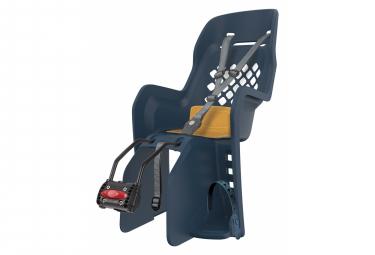 Asiento infantil Polisport Joy FF Azul / Amarillo Para montar en el marco